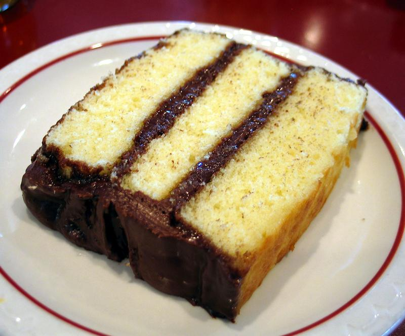 Old Fashioned Yellow Layer Cake Recipe